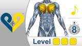 胸筋トレ Level3