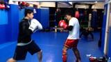 リッキー vs 東郷 Fight club 2014.03.23