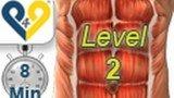 腹筋トレ  level2