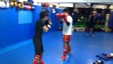 石井 vs 東郷 Fight club 2014.03.23