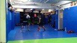 石井 vs リッキー Fight club 2014.03.23