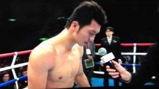 村田諒太 vs デイブ・ピーターソン
