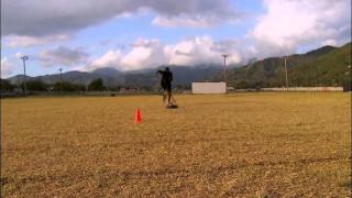 ウサインボルトのトレーニング