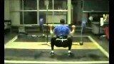 室伏広治のトレーニング
