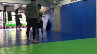 Matsui training 2016.04.10