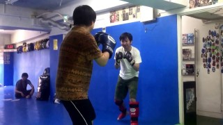 Tsukasaki vs 小高 2016.04.24