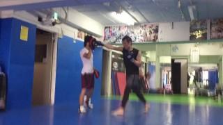 Matsui training 2016.07.24