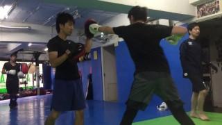 Matsui training 2016.08.28