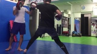 Matsui training 2016.09.11