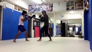 Kunihara vs ishii part2 2016.10.16